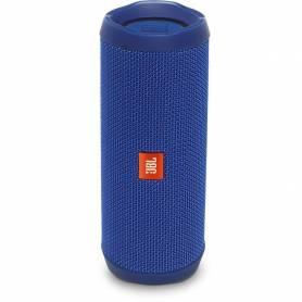 Parlante Portatil Jbl Flip 4 Azul Recargable (bluetooth)