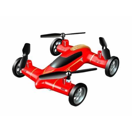 Drone Auto Kanji Raptor Cámara 720p con Control Remoto