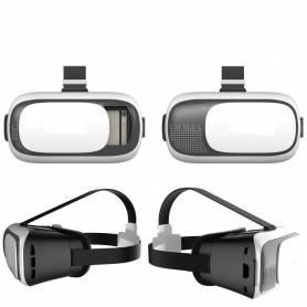 Vr Box Lentes Realidad Virtual 3d C/ Remoto 360 Grados