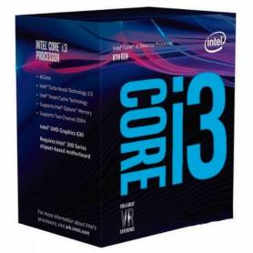 Intel Core I3-8100 Processor LGA1151  (3M Cache, up to 3.60 GHz)