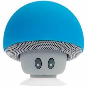 Parlante portatil Bluetooth Noga Go NG-P074 Azul