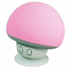 Parlante portatil Bluetooth Noga Go NG-P074 Fuccia