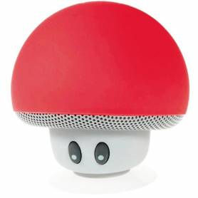 Parlante portatil Bluetooth Noga Go NG-P074 Rojo