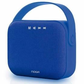 Parlante portatil Bluetooth Noga Go NG-P65 Rojo