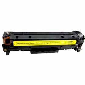 Toner para HP CF412A yellow alternativo
