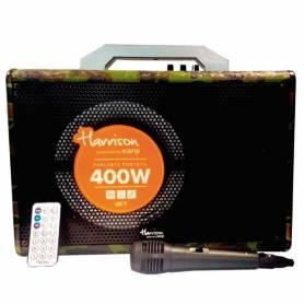 Parlante Harrison PUNCH Bluetooth incluye microfono Kanji SP-KJA25A