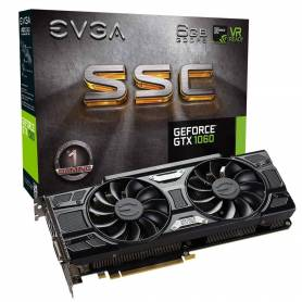 EVGA GeForce GTX 1060 GAMING  3GB GDDR5