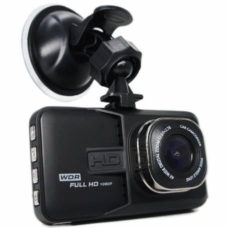 Camara Dash Dual DVR para auto T810 Full HD IPS