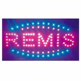 Cartel LED REMIS 48x25