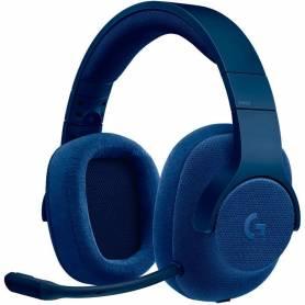 Auriculares Gamer Logitech G433 con cable y sonido 7.1, Azul