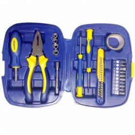 Juego de herramientas de mano 21 piezas Goodyear GY-HTK-5021(DDP)
