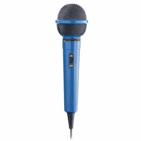 Microfono Dinamico NETMAK NM-MC7-B Blue