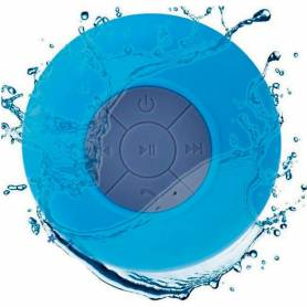 Parlante portatil Bluetooth Noga Go NG-P78 P/Ducha Azul  (N3C)