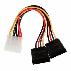 Cable de POWER SATA X 2