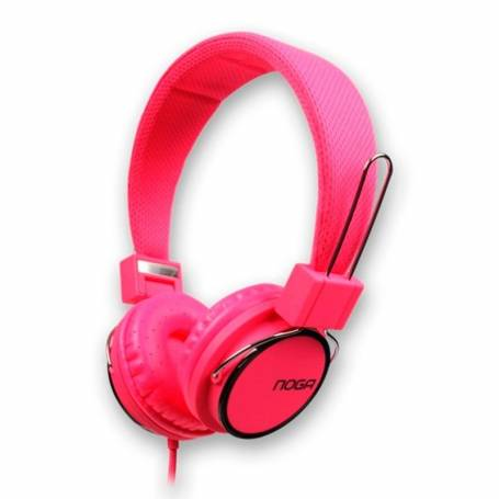 Auricular Noga NG-55 Fit Color Rosa