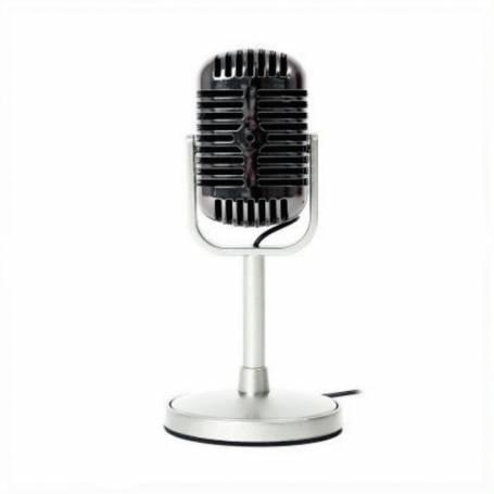 Micrófono Vintage para Pc Noga Mic-2030 Chat streaming