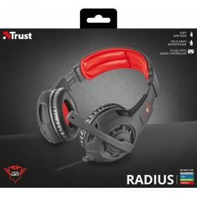 Auricular Gamer  para PC / Play 4 / XBOX / TRUST GXT310 RADIUS