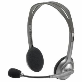 Auriculares de PC con Micrófono Logitech H110
