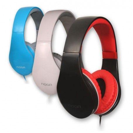 Auricular Noga NG-X10 Fit Color Blanco