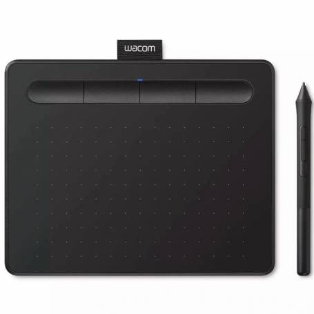 Tableta Digitalizadora Wacom Intuos Basic CTL4100