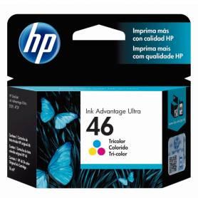 Cartucho  HP 46 original de tinta tricolor