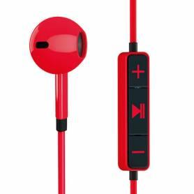 Auriculares Energy Sistem earphones 1 Rojo
