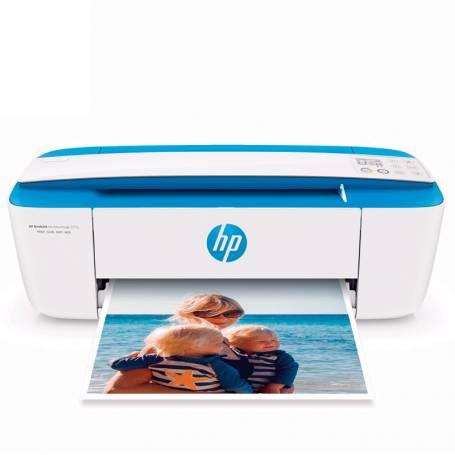 Multifuncion HP Deskjet Ink Advantage 3775 Wifi Azul