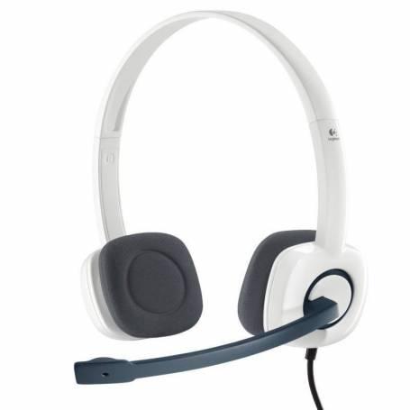Auriculares de PC con Micrófono Logitech H150