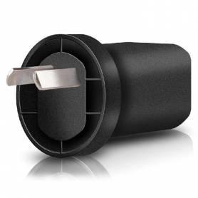 Cargador USB de viajero 5V2A mas cable micro USB incluido