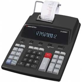 Calculadora DAIHATSU D-I2600T con impresora