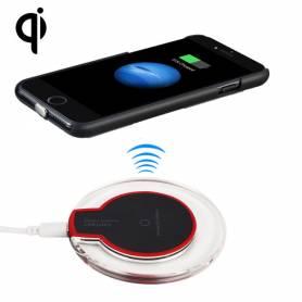 Cargador Norma Qi Inalambrico para smartphones Int.Co Car-019