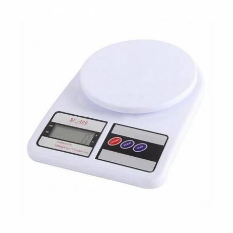 Balanza electrónica de cocina 1 a 10Kg, KJH-CSF400 - Kanji Home