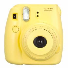Camara Fujifilm Instax Mini 8 Amarilla Incluye 10 fotos (VTG)