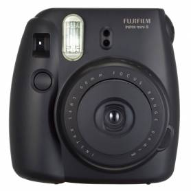Camara Fujifilm Instax Mini 8 Negra Incluye 10 fotos