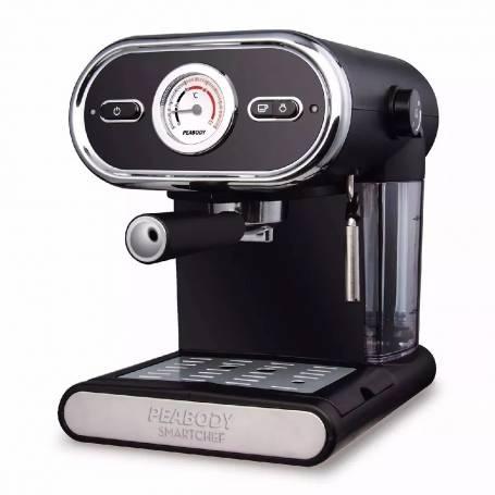 Cafetera Express PEABODY PE-CE5002 Funcion Vapor