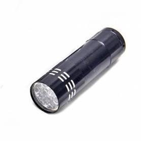 Linterna  9 LEDS incluye PILAS - PRO1