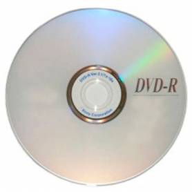 DVD virgen GLOBAL por unidad