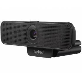 Webcam Logitech C925E Full HD 1080P con 2 microfonos