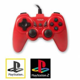 Joystick Analogico Noga para PS2 /PS ROJO