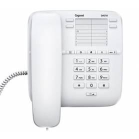 Telefono de mesa Gigaset DA310 blanco