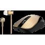 Mouse inalambrico Genius bateria recargable MH-8015 + auricular