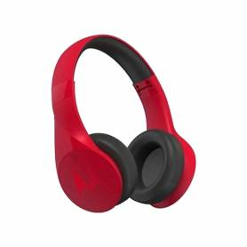 Auricular Motorola Pulse Escape Plegables Bluetooth Bass ROJO