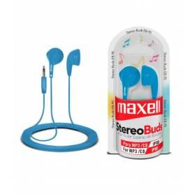 Auriculares In Ear MAXELL Azules