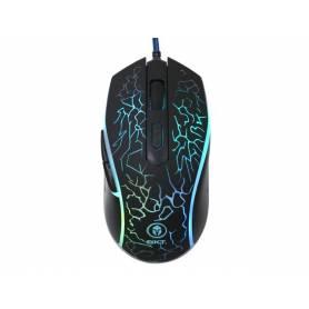 Mouse Gamer 6D BKT Spartan M38 Luces dinamicas
