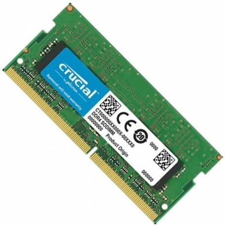 Memoria Crucial SODIM DDR4 GB 2400 MHZ