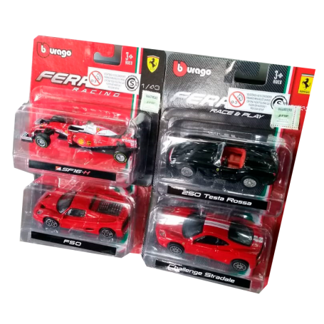 Auto Ferrari Colección Escala1:43
