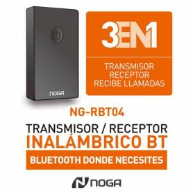 Receptor/Transmisor de audio Bluetooth Noga NG-RBT04