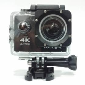 Action Cam Kelyx KL4K101 Sumergible 30 Metros Ultra HD DV