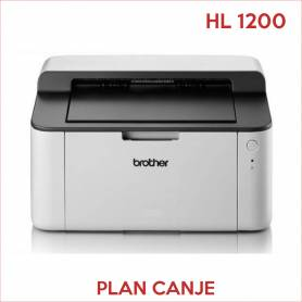 Impresora Brother HL 1200  PLAN CANJE Monocromatica