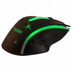 Mouse Gamer Retroiluminado Noganet Stormer Series ST360